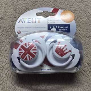 Philips Avent Orthodontic Soothers