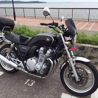 Classy 2014 Honda CB1100EX