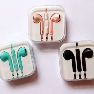 Headset Earphone warna