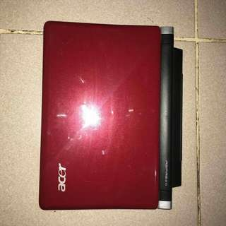 laptop acer aspire one d250