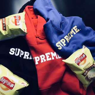 Supreme Champion Hoodie Pullover