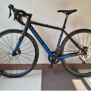 2017 Canyon Inflite AL 8.0 Bike