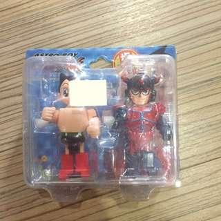Takara Toys Astro Boy Set 3inch