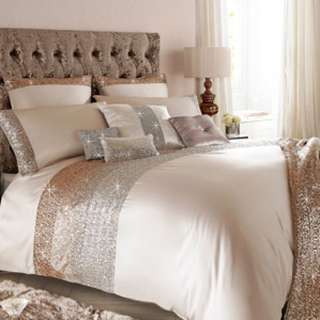 Rose Gold Kylie Minogue Queen Bed Linen