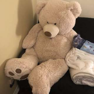 1.4m Huge Teddy Bear Toy