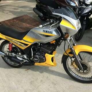 Classic Yamaha RXZ