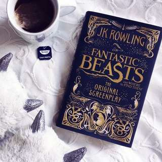 Fantastic Beasts and Where to Find Them - The Original Screenplay - Free Ebook