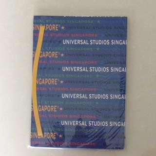 BN Universal Studios Singapore Notebook