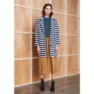 Gorman Brock coat size 6