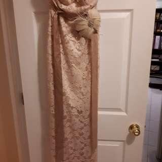 Long/formal/prom dress