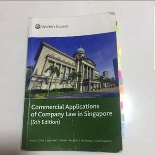RMIT-SIM LAW2464 company law commercial applications