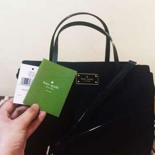 Authentic Kate Spade Blake Avenue Small Loden Handbag Shoulder Bag Crossbody