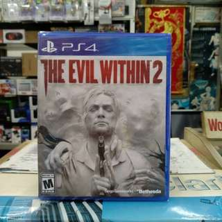 🆕 PS4 The Evil Within 2