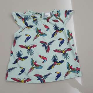 Baby Girls Top (12-18months)
