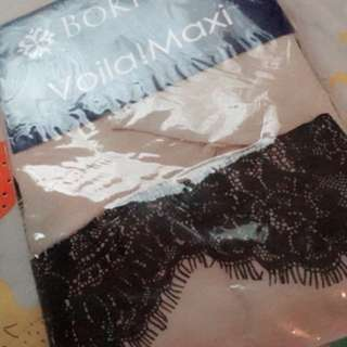 Bokitta lace patch VM