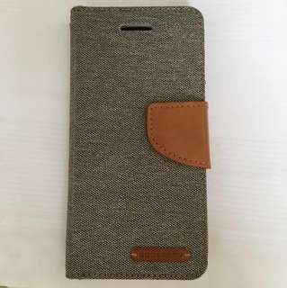 Goospery IPhone 6/6s cover with card compartments