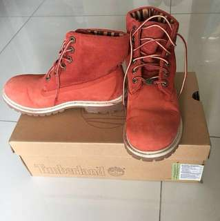 Authentic Timberland Boots - Ladies' size 5.5 / EU36 / JP22.5 / UK3.5