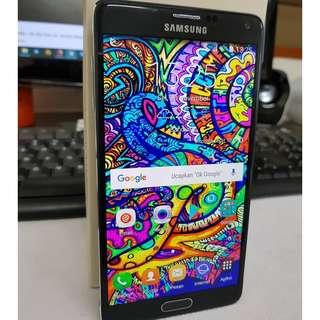 Samsung Glaxy Note 4 DUOS/Dual Sim Mulus Fullset