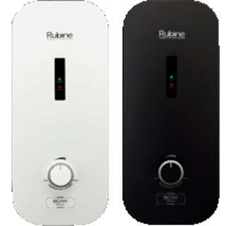 Rubine instant water heater supply and install 24 hours services 91337203