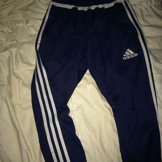 Adidas Pants Navy Blue