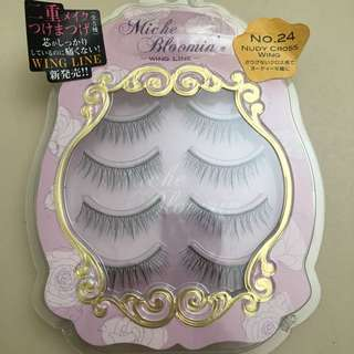Miche Bloomin' False Eyelashes 4pk
