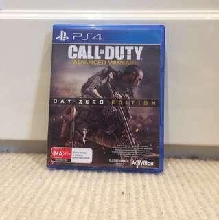 Call Of Duty: Advanced Warface PS4