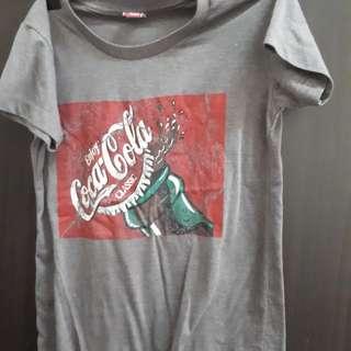 Coca Cola vintage style t shirt