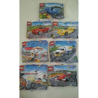 Brand New Unopened Lego Shell V-Power collector set