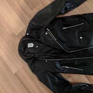 Insight Leather Jacket