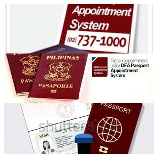 Rush Passport Appointment