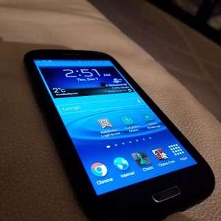 Samsung galaxy s3 unlocked.