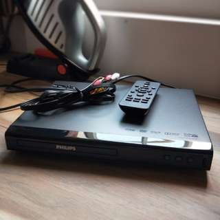 Philips DVD Player DVP2852