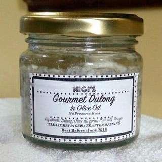 Gourmet dulong in olive oil