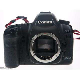 Canon 5D Mark 2 Body