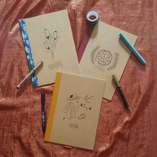 💫 Customised Notebooks 💫