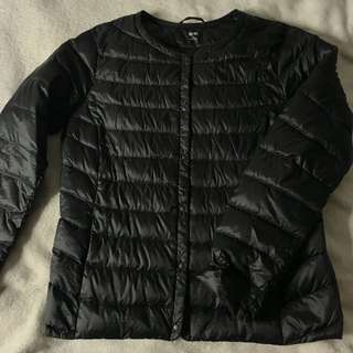 Uniqlo lightweight down feather bomber