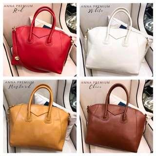 ANNA PREMIUM LEATHER Bag
