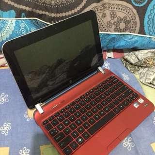 Notebook HP MINI 210 - beatsaudio NEGO