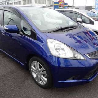 Honda Fit 1.5A for Rent