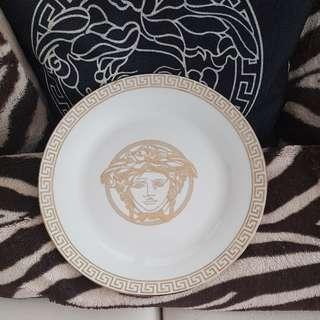 Versace Plate New Medusa Gold
