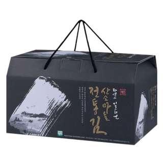 有機海鹽紫菜禮盒