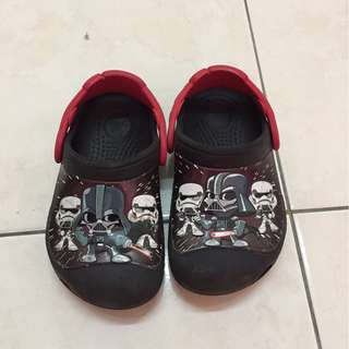 Crocs Star Wars Authentic Preloved for Boys