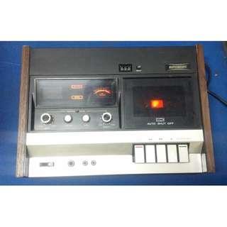 Vintage Superscope Stereo Cassette Deck