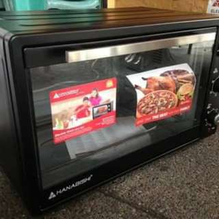 Hanabishi electric oven 68liters