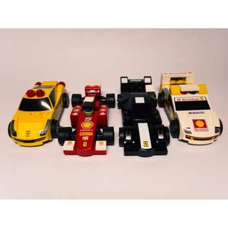 Shell Lego Car Set