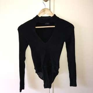 Bardot Knitted Bodysuit