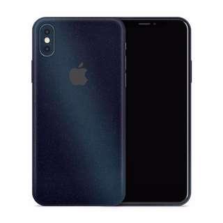 [INSTOCK] iPhone X / 8 / 7 / 6s Skin Midnight Blue