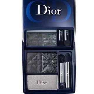 Dior 3 Coleurs Smoky eyeshadow- barely used