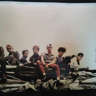 Large NCT 127 Poster