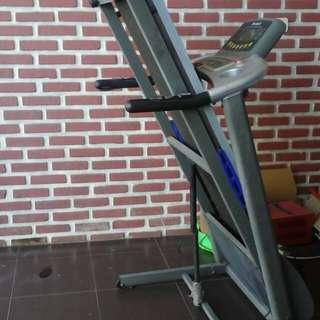 Treadmill elektrik merk attack